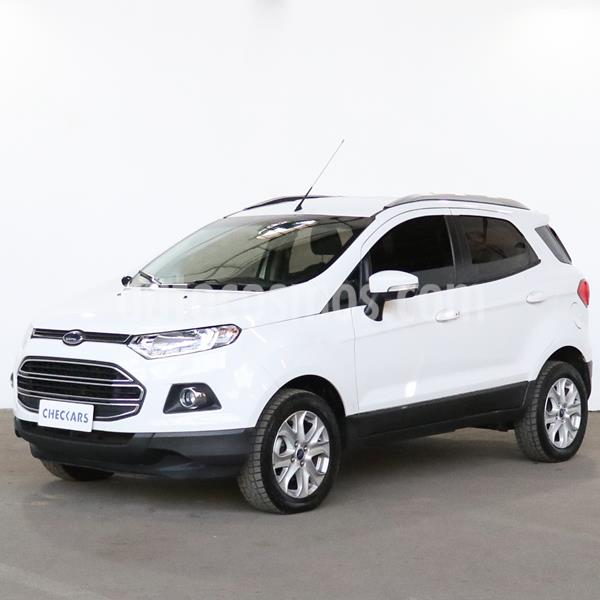 Ford EcoSport 2.0L Titanium Powershift usado (2016) color Blanco Oxford precio $1.207.680