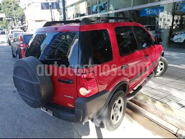 Ford EcoSport 1.6L 4x2 XLS  usado (2010) color Rojo Bari precio $459.000