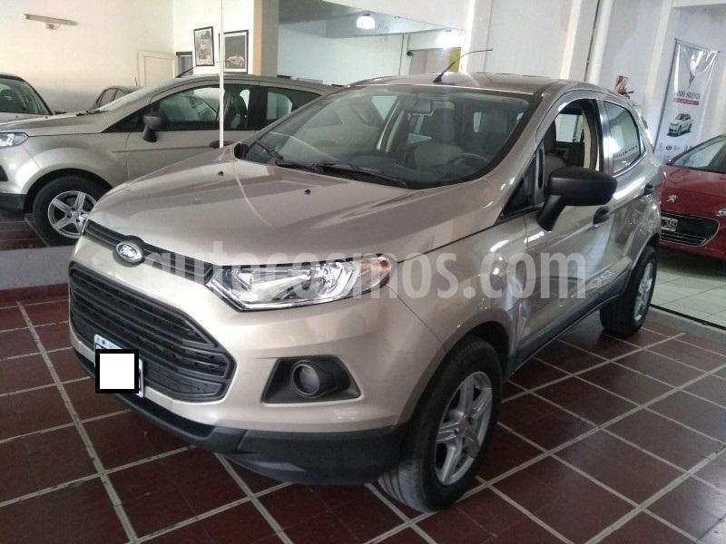 Ford EcoSport 1.6L SE usado (2016) color Beige precio $1.200.000