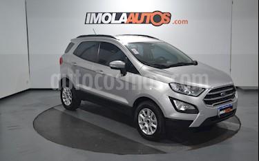 Ford EcoSport SE 1.5L usado (2018) color Negro Ebony precio $1.020.000