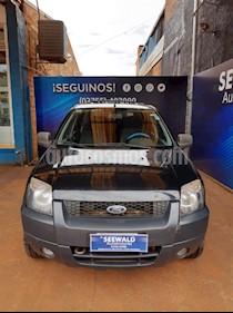 Ford EcoSport - usado (2007) color Negro precio $295.000