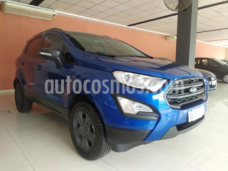 Ford EcoSport 2.0L 4x4 XLT  usado (2017) color Azul precio $1.450.000