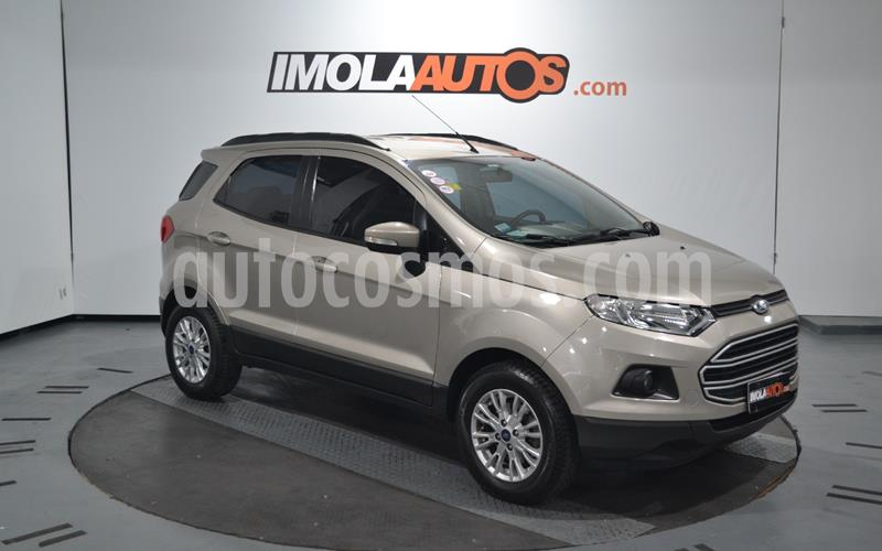 Ford EcoSport 1.6L SE usado (2014) color Perla Ocre precio $710.000