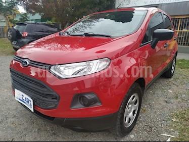 Ford EcoSport 1.6L S usado (2014) color Rojo Bari precio $638.000