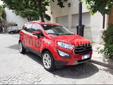 Ford EcoSport Titanium 1.5L Aut usado (2018) color Rojo precio $1.070.000