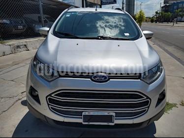 Ford EcoSport 1.6L SE usado (2016) color Gris Claro precio $650.000