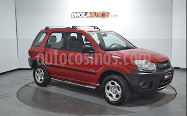 Foto Ford EcoSport 1.6L 4x2 XLS  usado (2008) color Rojo Matador  precio $350.000