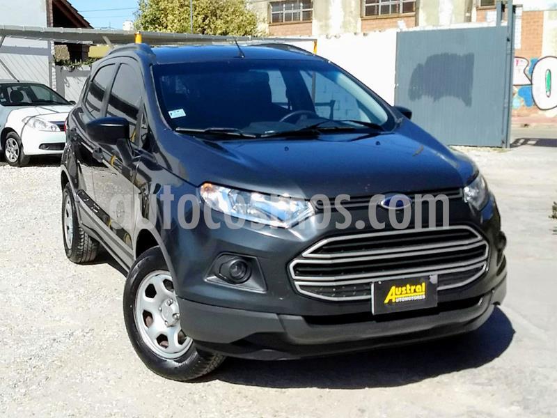 Ford EcoSport 1.6L SE usado (2012) color Gris Oscuro precio $440.000