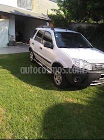 Ford EcoSport 1.6L 4x2 XLS usado (2012) color Blanco precio $465.000