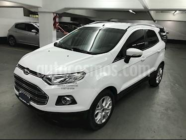 Ford EcoSport 1.6L Titanium usado (2014) color Blanco precio $630.000