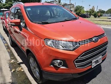 Ford EcoSport 2.0L Titanium  usado (2013) color Rojo Marte precio $425.000
