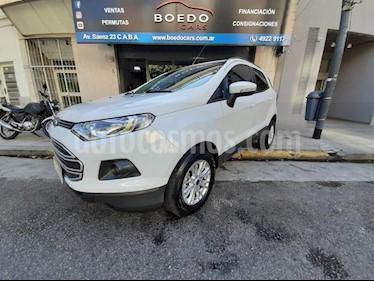 Foto Ford EcoSport SE 1.6 usado (2017) color Blanco precio $660.000