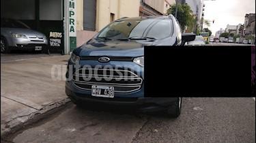 Ford EcoSport 1.6L SE usado (2013) color Celeste precio $600.000