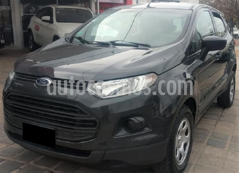 Ford EcoSport 1.6L S usado (2013) color Negro precio $715.000