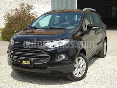 Ford EcoSport 1.6L Titanium usado (2016) color Negro precio $440.000