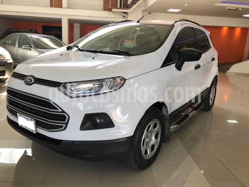 Ford EcoSport 1.6L SE usado (2013) color Blanco precio $660.000