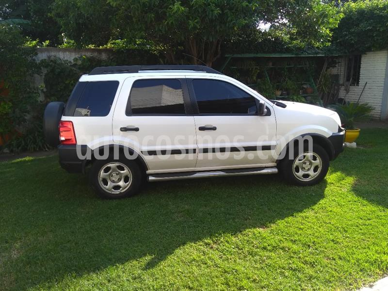 Ford EcoSport 1.6L 4x2 XLS usado (2012) color Blanco precio $670.000
