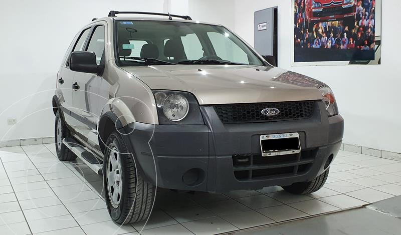 Foto Ford EcoSport 1.6L 4x2 XL Plus  usado (2006) color Beige precio $830.000
