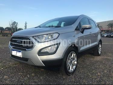 Ford EcoSport Titanium 1.5L usado (2018) color Plata precio $990.000