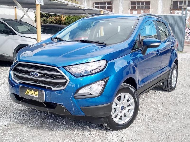 Foto Ford EcoSport SE 1.5L Aut usado (2020) color Azul precio $1.500.000