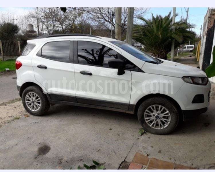 Ford EcoSport 1.5L SE TDi usado (2013) color Blanco precio $715.000