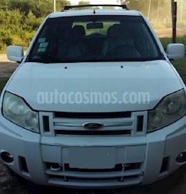 Ford EcoSport 2.0L 4x2 XLT Plus usado (2008) color Blanco precio $258.000