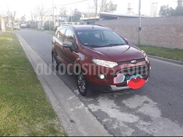 Ford EcoSport 1.6L 4x2 Freestyle  usado (2016) color Rojo precio $650.000