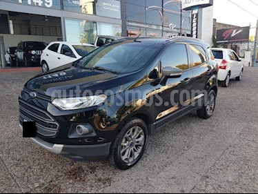Ford EcoSport 1.6L Freestyle usado (2015) color Negro precio $12.345.678