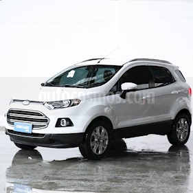 Ford EcoSport 2.0L Titanium Powershift usado (2017) color Blanco Oxford precio $861.000