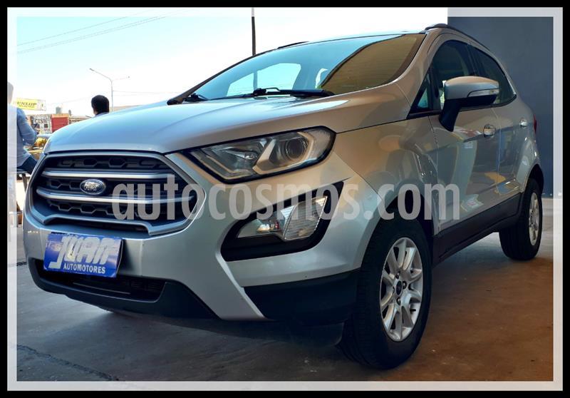 Ford EcoSport 1.5L SE TDi usado (2017) color Gris Claro precio $1.185.000