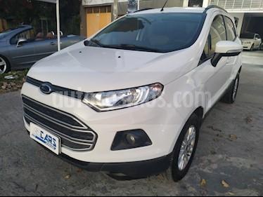 Ford EcoSport 1.6L SE usado (2017) color Blanco Marfil precio $500.000