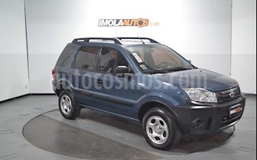 Foto Ford EcoSport 1.6L 4x2 XLS usado (2012) color Azul Oceano precio $380.000