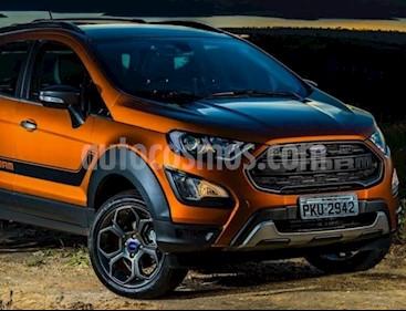 Ford EcoSport SE 1.5L usado (2019) color Marron precio $580.000