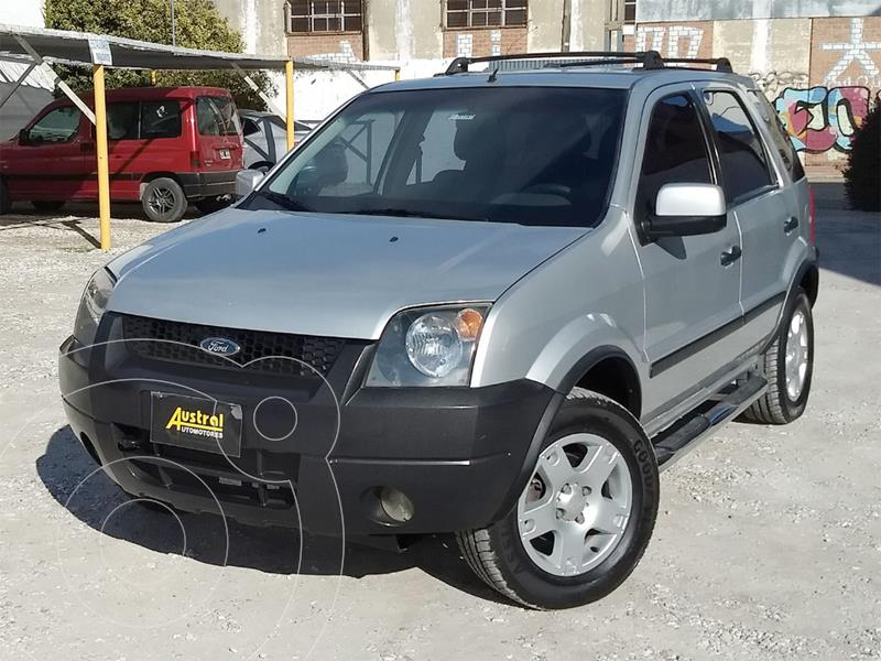 Foto Ford EcoSport 2.0L 4x2 XLT  usado (2005) color Gris Claro precio $440.000