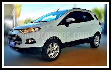 Ford EcoSport 2.0L Titanium  usado (2014) color Blanco precio $815.000