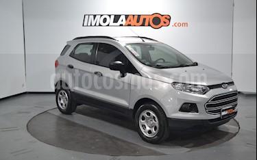 Ford EcoSport 2.0L SE  usado (2013) color Plata Metalico precio $600.000