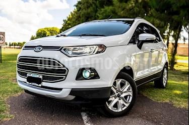 Ford EcoSport 1.6L Titanium usado (2013) color Blanco precio $610.000