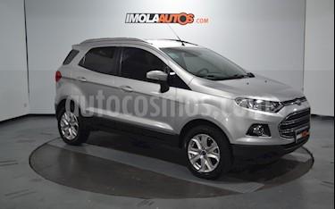 Ford EcoSport 1.6L Titanium usado (2017) color Plata Estelar precio $690.000