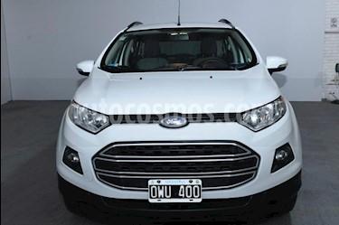 Ford EcoSport 1.6L SE usado (2015) color Blanco precio $580.000