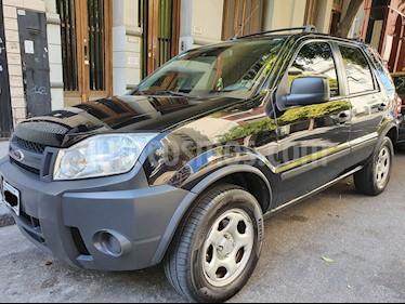 Ford EcoSport 1.6L 4x2 XL Plus  usado (2009) color Negro precio $350.000