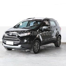 Ford EcoSport 2.0L Freestyle 4x4 usado (2015) color Negro precio $823.000