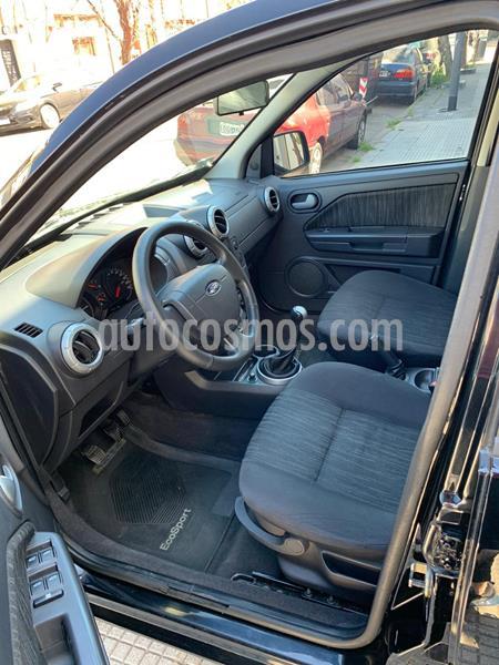 Ford EcoSport 1.6 XLS % MP3 usado (2008) color Negro precio $449.000