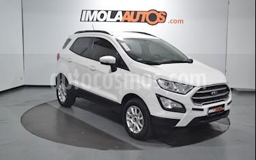 Ford EcoSport SE 1.5L usado (2018) color Blanco Oxford precio $950.000