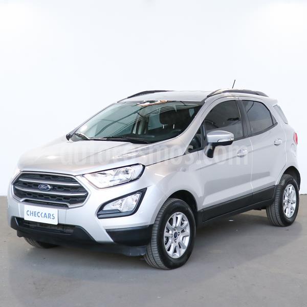 Ford EcoSport 2.0L SE  usado (2017) color Plata Estelar precio $1.352.520