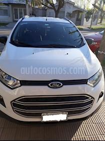 Ford EcoSport 1.6L SE usado (2013) color Blanco precio $510.000