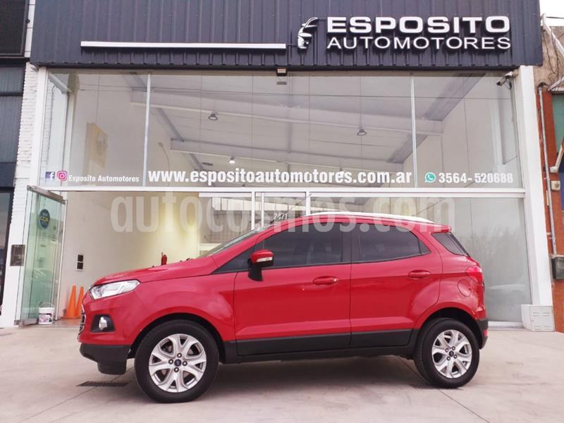 Ford EcoSport SE 2.0L Aut usado (2014) color Rojo precio $850.000
