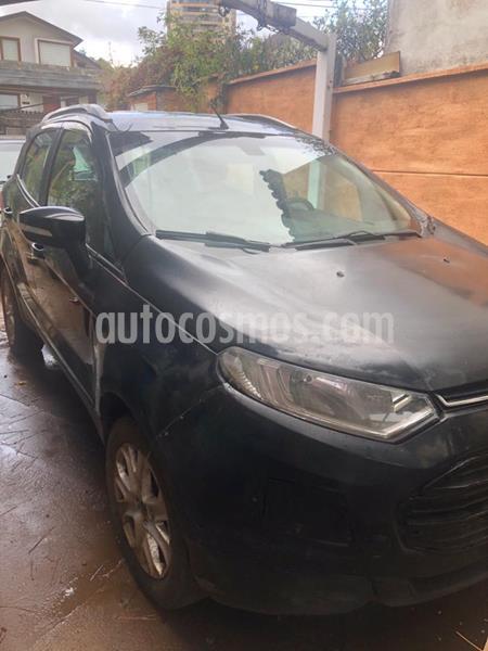 Ford Ecosport SE 1.6L Titanium usado (2014) color Negro precio $4.500.000