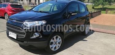 Ford Ecosport 1.6L SE Titanium usado (2017) color Negro precio $7.650.000