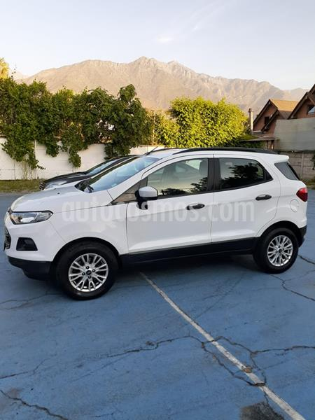 Ford Ecosport SE 1.6L Titanium usado (2014) color Blanco precio $7.950.000