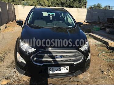 Ford Ecosport 1.5L SE usado (2018) color Negro Ebano precio $8.800.000